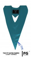 Honor V-Stole turquoise