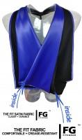 Academic Hood in black-blue