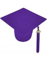 Cap, MATTE, one-size, purple