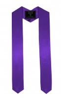 Honor Stole purple