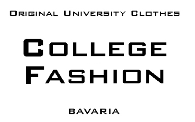 College Fashion
